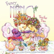 Fancy Nancy tea for two
