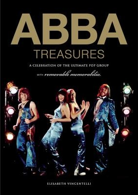 Abba Treasures A Celebration Of The Ultimate Pop Group With Removable Memorabilia by