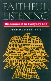 Cover of: Faithful listening