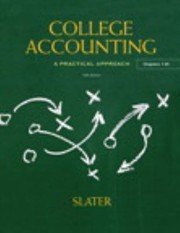 Cover of: College Accounting New Myaccountinglab With Pearson Etext