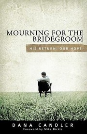 Cover of: Mourning for the Bridegroom