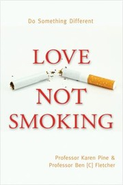 Cover of: Love Not Smoking