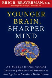 Cover of: Younger Brain Sharper Mind