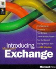 Cover of: Introducing Microsoft Exchange | Bill Kilcullen