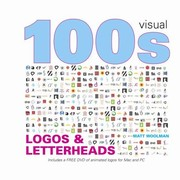 Cover of: 100s Visual Ideas Logos  Letterheads With DVD