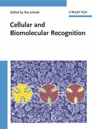 Cover of: Cellular and Biomolecular Recognition