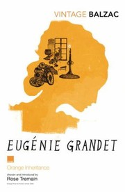Cover of: Eugenie Grandet