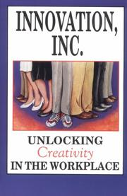 Cover of: Innovation, Inc