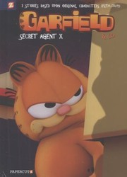 Garfield & Co: Secret Agent X