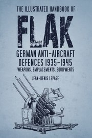 Cover of: The Illustrated Handbook of Flak