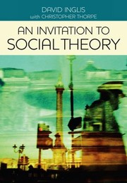 Cover of: An Invitation To Social Theory