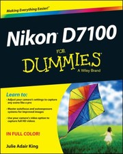 Cover of: Nikon D7100 For Dummies
