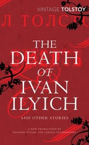Cover of: The death of Ivan Ilyich and other stories