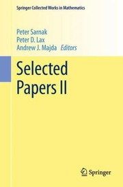 Cover of: Selected Papers Ii