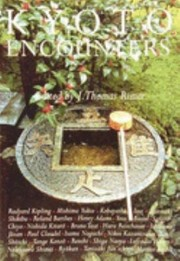 Cover of: Kyoto Encounters