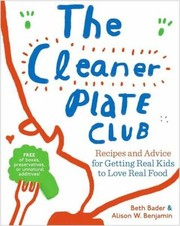 Cover of: The Cleaner Plate Club |