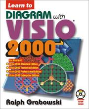 Cover of: Learn to Diagram with Visio 2000