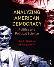 Cover of: Analyzing American Democracy