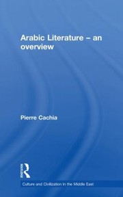 Cover of: Arabic Literature