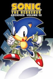 Cover of: Sonic the Hedgehog Archives Volume 12