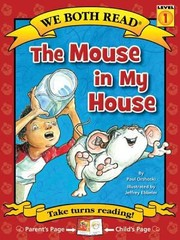 Cover of: The Mouse In My House