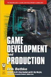 Cover of: Game Development and Production (Wordware Game Developer