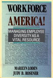 Cover of: Workforce America! | Marilyn Loden
