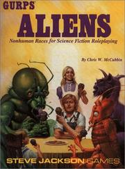 Cover of: GURPS Aliens