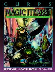 Cover of: GURPS Magic Items 1