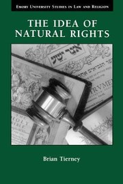 Cover of: The Idea of Natural Rights