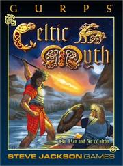 Cover of: GURPS Celtic Myth
