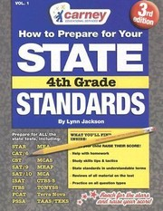 Cover of: How to Prepare for Your State Standards 4th Grade Volume 1