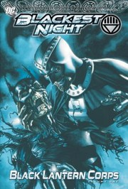 Cover of: Black Lantern Corps Volume 1
