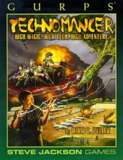 Cover of: GURPS Technomancer | Davi L. Pulver