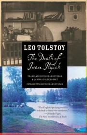 Cover of: The Death Of Ivan Ilyich