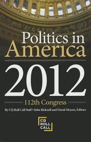 Cover of: Politics in America