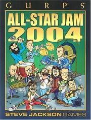 Cover of: GURPS All-Star Jam 2004 | Phil Masters