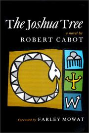 Cover of: The Joshua Tree