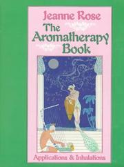Cover of: Aromatherapy Book | Jeanne Rose