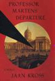 Cover of: Professor Martens Departure A Novel