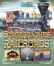 Cover of: Stagecoaches And Railroads