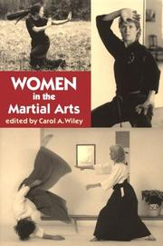 Cover of: Women in the martial arts |