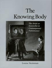 Cover of: The knowing body
