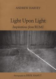 Cover of: Light upon light | Andrew Harvey