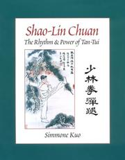Cover of: Shao-lin chuan