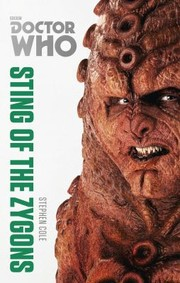 Cover of: Doctor Who Sting of the Zygons