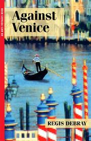 Cover of: Against Venice