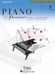 Cover of: Piano Adventures Level 2A Performance Book