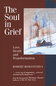 Cover of: The soul in grief