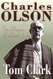 Cover of: Charles Olson